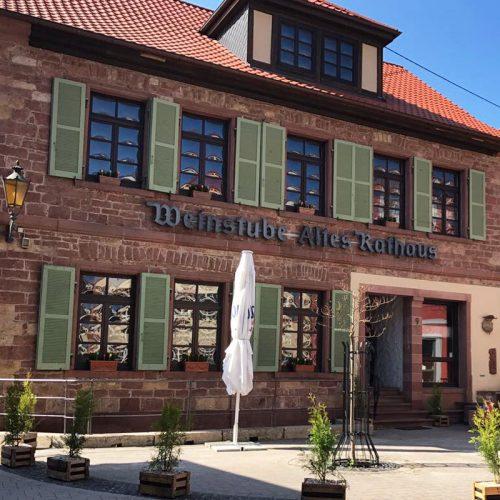 Weinstube Altes Rathaus