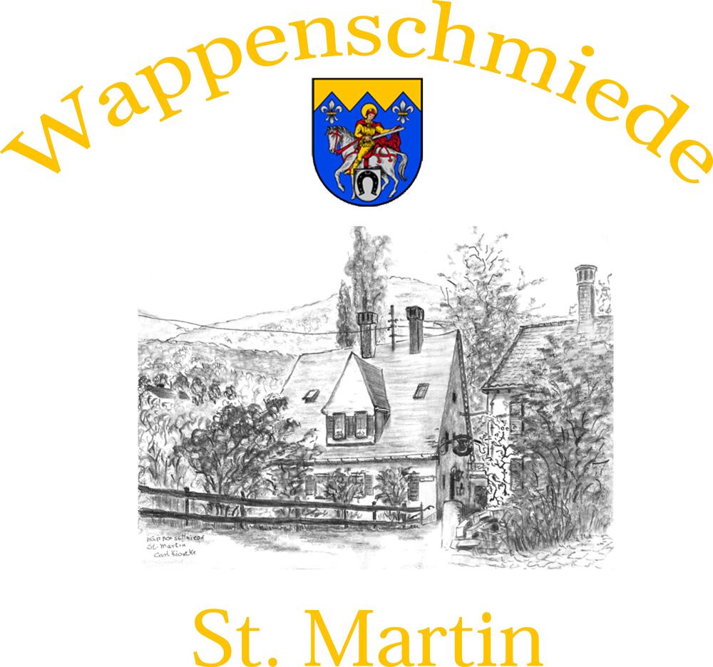 Wappenschmiede St. Martin
