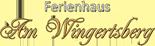 Am Wingertsberg – Gästehaus