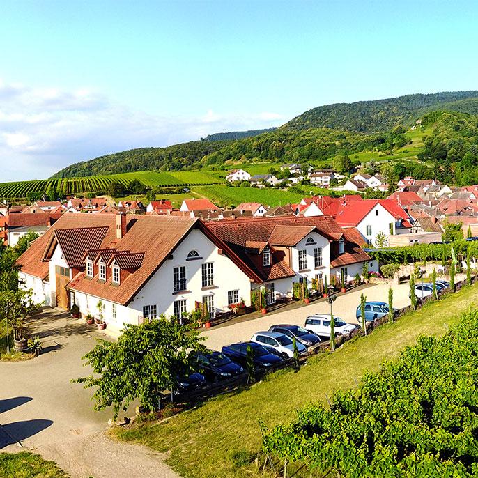 Das Landhotel Weingut Gernert