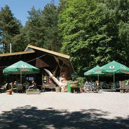 Waldgaststätte Grillhütte St. Martin